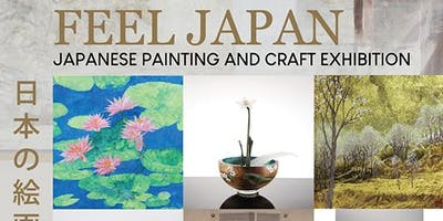 FEEL JAPAN | Japanese painting and craft exhibition