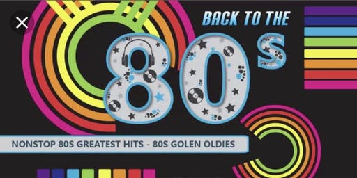 80s Silent Disco Party Parade -Ya Dancer Silent Discos