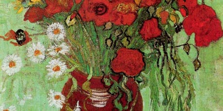 Paint Van Gogh! tickets