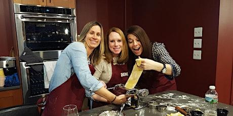 Celebrity Chef Joe Gatto's Famous Pasta Class! tickets