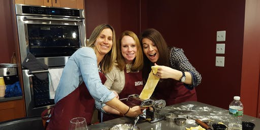 Celebrity Chef Joe Gatto's Famous Pasta Class!
