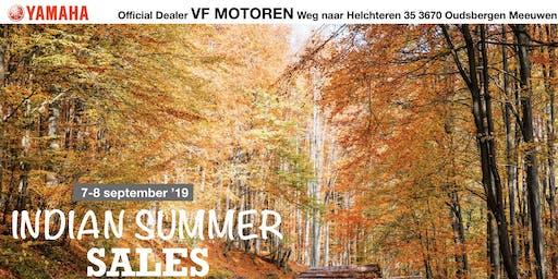 INDIAN SUMMER SALES @ VF Motoren