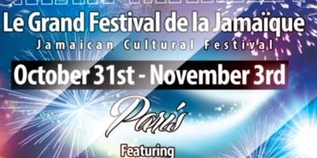 Jamaican Cultural Festival France  Sponsorship Packages tickets