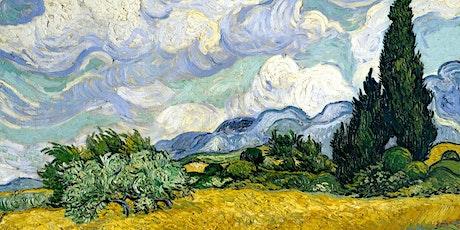 CANCELLED Paint Van Gogh! tickets