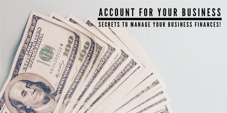 MasterMind Assemblage Presents: Account For Your Business tickets