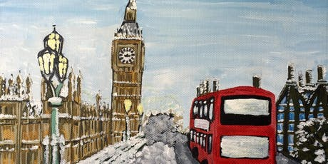Paint Snowy London! tickets