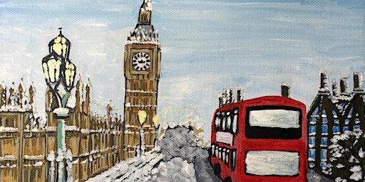 Paint Snowy London!