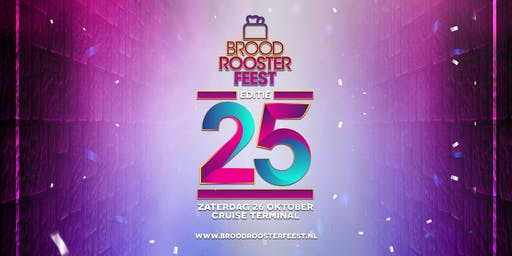 Broodroosterfeest - viert de 25!