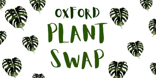 Oxford plant swap (+ Terrarium workshop)