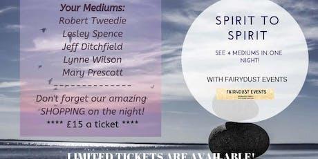 Spirit To Spirit 17 October @ Ancient Oak tickets