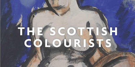 Book Launch | The Scottish Colourists | James Knox tickets