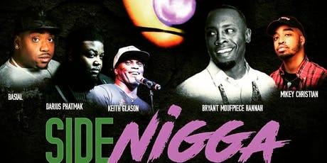 The Rated R Comedy Show 3 tickets