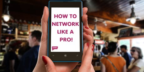How To Network Like A Pro tickets