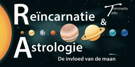 `De invloed van de maan - Theosophy Talks tickets