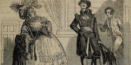 Exploring Victorian and Contemporary Satire tickets