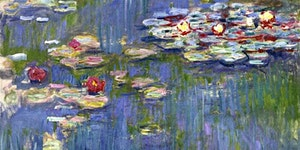 Paint Monet for Mothers' Day!