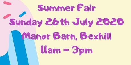 Summer Fair tickets