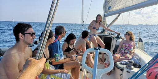 Good morning Sail, private sail boat tour with captain Isgar