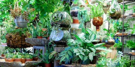 Terrarium 101 - A Beginner's Guide to Creating a Living Ecosystem tickets