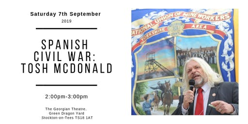 The Spanish Civil War: Tosh McDonald