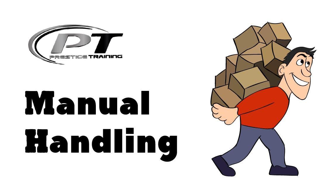 Manual Handling Course Oranmore 9th Nov - Prestige Training Galway