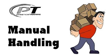 Manual Handling Training Oranmore 11th Jan - Prestige Training Galway tickets