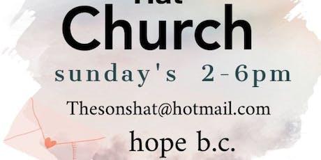 THE SON'S HAT CHURCH Jesus Christ tickets