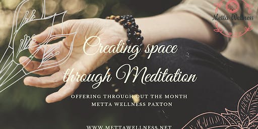 Guided Mediation with Heather