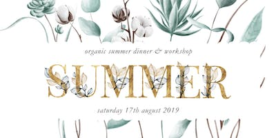 Summer Dinner with doTERRA Essential Oils & Worksh