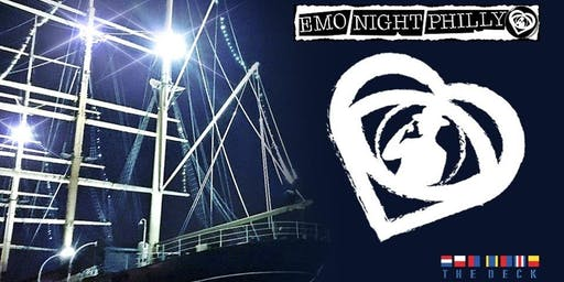 DJ Deejay Emo Night Philly on a Boat!
