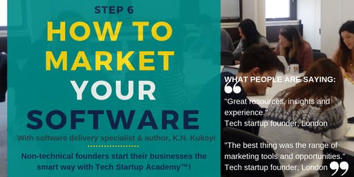Marketing for Tech Startups: How to Market your Software Strategically