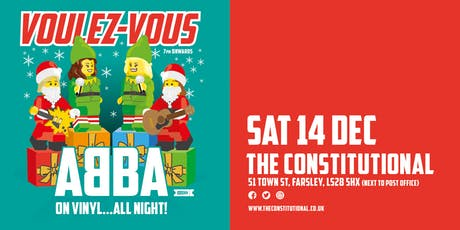 Voulez Vous - Xmas ABBA All Night ! tickets