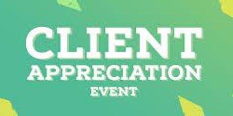 Client Appreciation Event- Ice Cream Sundae Social! tickets