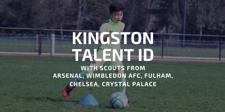 We Make Footballers Kingston Talent ID Event tickets