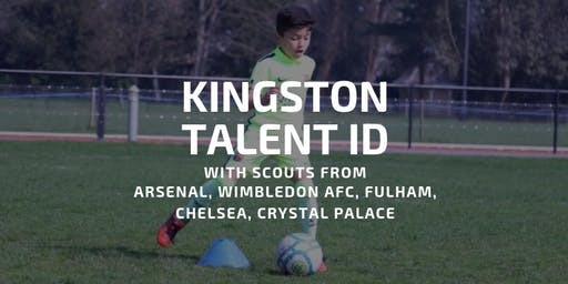 We Make Footballers Kingston Talent ID Event