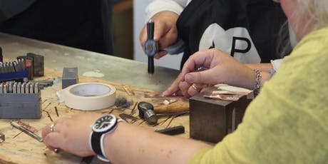 Silversmithing with Andrew Poole tickets