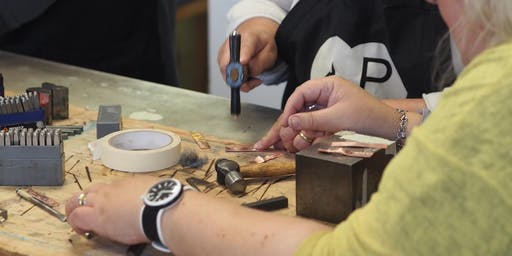Silversmithing with Andrew Poole