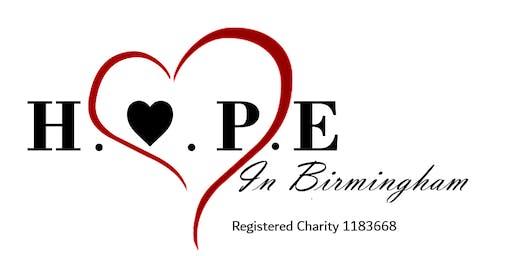HOPE in Birmingham Quiz Night