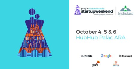 Startup Weekend Prague: Communication tickets