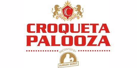 Croquetapalooza 2019 tickets