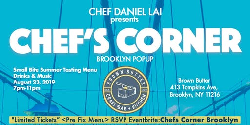 Chefs Corner Brooklyn