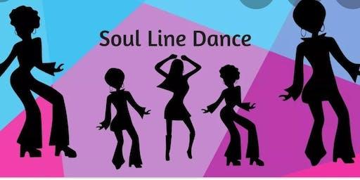 R&B Soul Line dancing