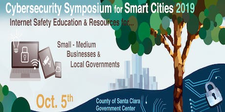 Cybersecurity Symposium for Smart Cities 2019 tickets