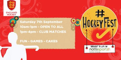 HockeyFest - Come & Have a Go with Garstang Hockey Club