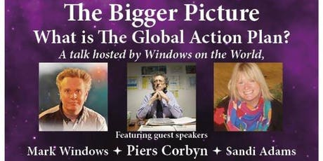 The Bigger Picture - Global Local Agenda Explained tickets