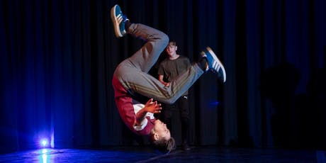 Breakdance Taster Class tickets