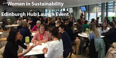 WINS Edinburgh Launch event - Sustainability with Impact tickets