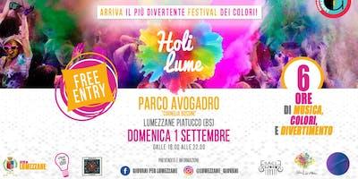 HOLI LUME 2019 - Il Festival Dei Colori