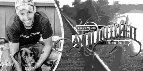 Andy Mitchell Memorial Ride 2019 tickets