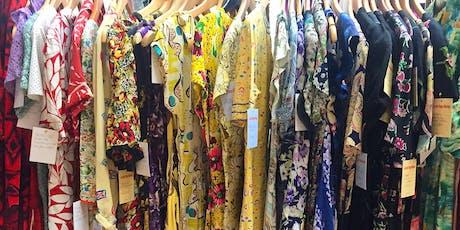 Hammersmith Vintage Fashion Fair at Hilton Olympia Hotel, Kensington tickets